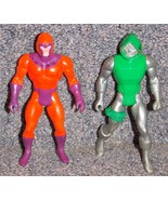 Vintage 1984 Secret Wars Dr. Doom & Magneto Lot of 2 Figures - $21.99