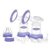 Lansinoh Extra Pumping Set Pump Parts with 2 Breast Cups, 2 Collection B... - $41.89