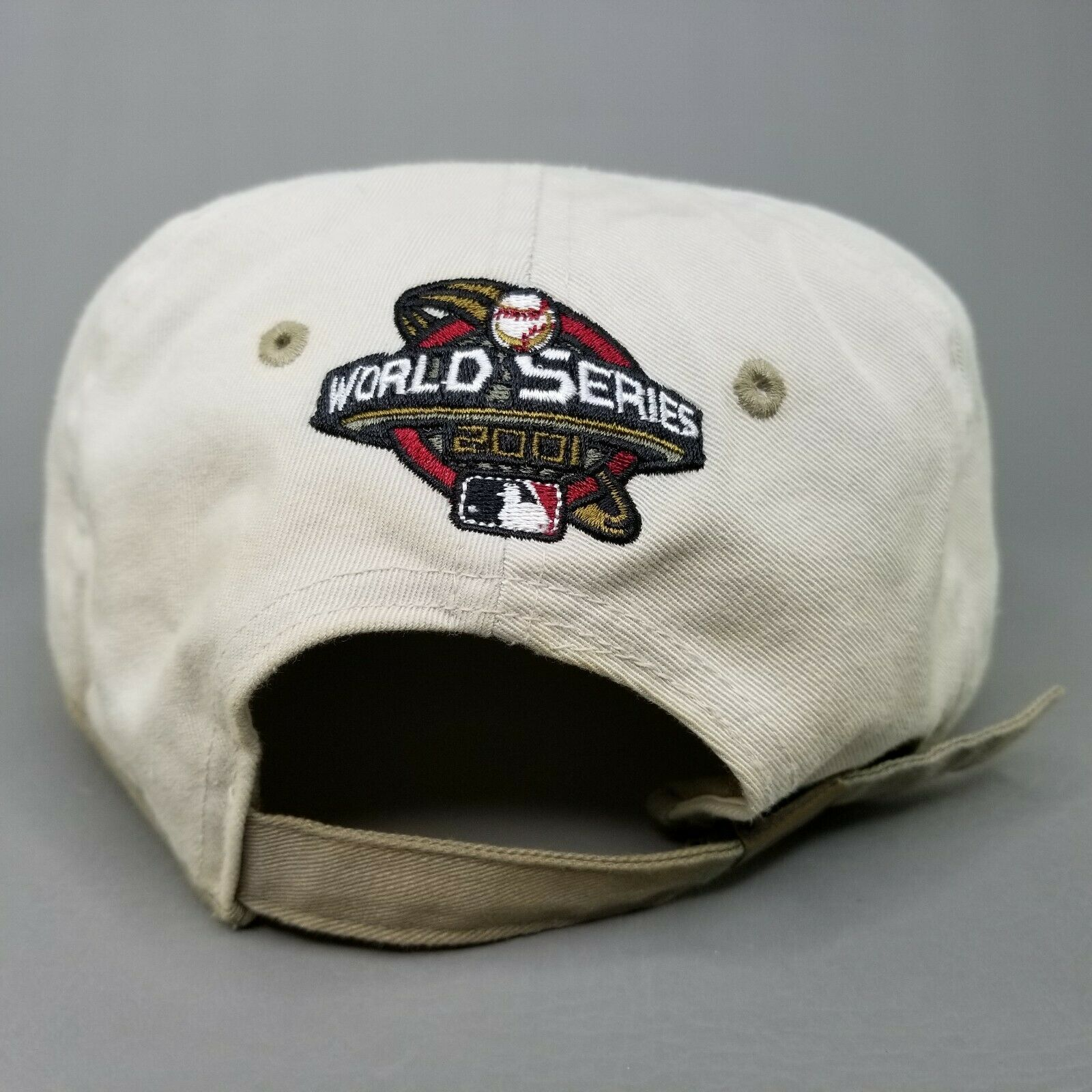 Arizona Diamondbacks New Era Baseball Hat 2001 League Champions World Series image 3