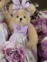 "Bearington Bears ""Kaylee"" 10"" Collector Bear- Sku #1638 - retired - $29.99"