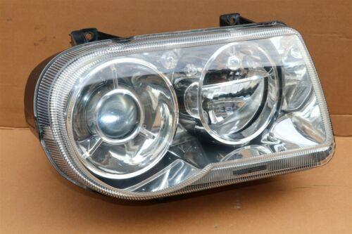 05-09 Chrysler 300 Projector Headlight Xenon HID Passenger Right RH POLISHED