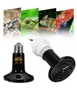 E27 100/150/200W Infrared Ceramic Heat Emitter Light Lamp+Bulb Holder Re... - $16.10