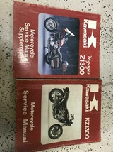 1981 1982 1983 1984 Kawasaki KZ1300 Motorcycle Service Repair Shop Manua... - $138.55