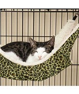 Cats Warm Fleece Hammock Bed Hanging Cat kitten Winter Mats Blanket Carr... - $11.39