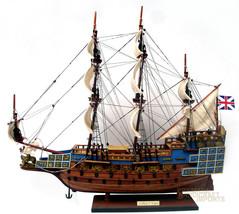 "20"" HMS Sovereign of the Seas Display Model Ship - $149.99"