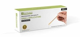 Natural Wax Applicators for Eyebrows and Lips Hair Removal - Professional Spa Qu