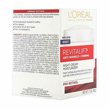 L'Oréal RevitaLift Anti-Wrinkle + Firming Night Cream - $14.95