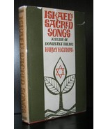 ISRAEL'S SACRED SONGS Study of Dominant Themes - Guthrie Harvey - First ... - €26,06 EUR
