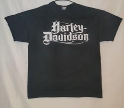 Harley Davison Big Moose Portland Maine Shirt SIZE L  (2013) - $21.99