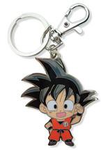 Dragon Ball Z Metal SD Goku Key Chain GE5059 *NEW* - $14.99