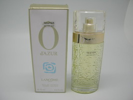 New Lancome O d'Azur 125 ml 2.5 oz Unused Tester - $47.73