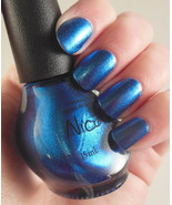 New Nicole by OPI A Lit-Teal Bit of Love NI 382 Teal Blue Shimmer Kardas... - $5.52