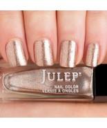 New Julep Nail Polish Margot Bombshell Gold Shimmer - $10.02