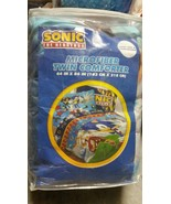 Sonic the Hedgehog Twin/Single Size Comforter - $44.55