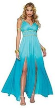 Déguisement Culture Franco Aphrodite Sexy Déesse Robe Halloween 48389 - $36.58