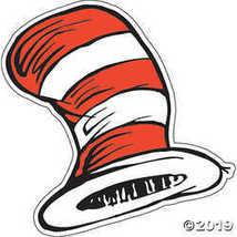 Dr. Seuss™ the Cat in The Hat™ Bulletin Board Cutouts - $6.49