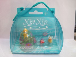 Xia Xia Collectible Green, Purple & Yellow Shell & Two Friends Vroom & Q... - $5.00
