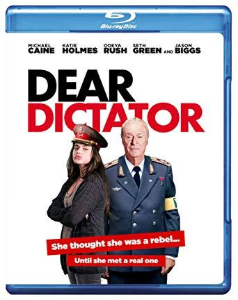 Dear Dictator (Blu-ray)