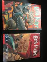2 HARRY POTTER SOFT COVER BOOKS. J.K ROWLING - $9.95