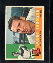 1960 TOPPS #153 BOBBY THOMSON VG+ CREASE TOP LEFT *215615  - $2.02