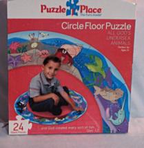 Sea Animals Large Floor Puzzle - $12.00