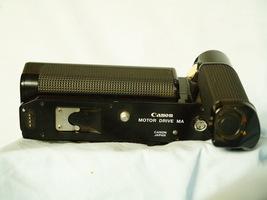 Canon Motor Drive & Battery Pack MA Set A-1 & AE-1 Program Film SLR Camera MINT - $50.00
