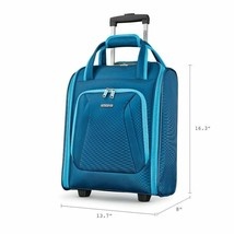 """American Tourister 16"""" Avatar Underseater Carry On Rolling Suitcase - Na... - $71.05"""