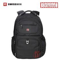 BDF Unisex Swisswin Laptop Backpack Designer Waterproof Business Travel ... - $57.35