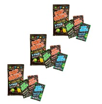 Pop Rocks Popping Candy 3-Pack - Watermelon, Strawberry, Tropical Punch (9 Packs - $7.86