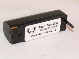Tank  Scanner Battery Fits 50-14000-079, 50-14000-145 18 MONTH WARRANTY - $20.51