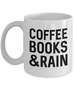 Coffee Books & Rain - $17.59