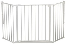 Baby Dan Flex Safety Gates, White, Medium - $114.99
