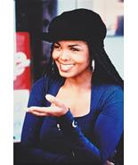 Janet Jackson Young Cornrows 4x6 Photo 12591 - $3.99