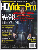 Star Trek Beyond, Jason Bourne, Masters of FX f... - $18.99