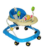 AA1 Big Wheel Baby Toddler Walker Kid First Steps Learning to Walk  blue - $107.99