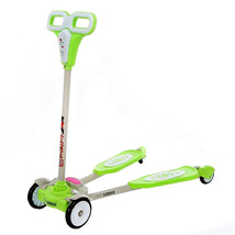 Four Wheel Frog style Scooter Kids Toy cars Double Footboard Mobility Sc... - $49.99
