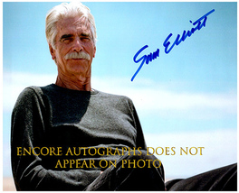 SAM ELLIOTT Authentic Original  SIGNED AUTOGRAPHED 8X10 w/ COA - $48.00