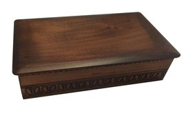Polish Handmade Wood Jewelry Box - €38,77 EUR