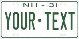 New Hampshire 1931 Personalized Cutoms Novelty Tag Vehicle Car Auto Lice... - $16.75