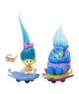 Mini Trolls Troll Town Critter Skitter Board Vehicle, Dreamworks/Hasbro 4+ - $22.95