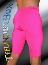 ThunderBox Nylon Spandex Choose Neon Pink Jammer Shorts! S, M, L, XL - $25.00
