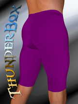 ThunderBox Nylon Spandex Choose Hibiscus Jammer Shorts! S, M, L, XL - $25.00