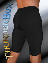 ThunderBox Nylon Spandex Choose Black Jammer Shorts! S, M, L, XL - $25.00