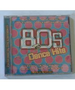 Sealed 80's Dance Hits Party CD The Wannabeez Maniac Safety Dance 1980 P... - $7.91