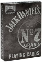 Jack Daniels Playing Cards (Pictures may vary) - $9.79