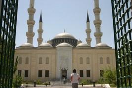 Vinteja Photography - Azadi Mosque in Ashgabat - Turkmenistan - A3 Poste... - $22.99
