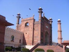Vinteja Photography - Badshahi Mosque in Lahore - Pakistan (main entranc... - $19.79