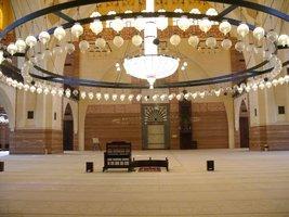 Vinteja Photography - Al Fateh Mosque in Manama - Bahrain (interior) - A... - $19.79