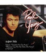 Super Hits [Audio CD] Young, Paul - $1.00