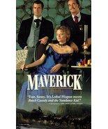 Maverick [VHS] [VHS Tape] [1994] - $1.00